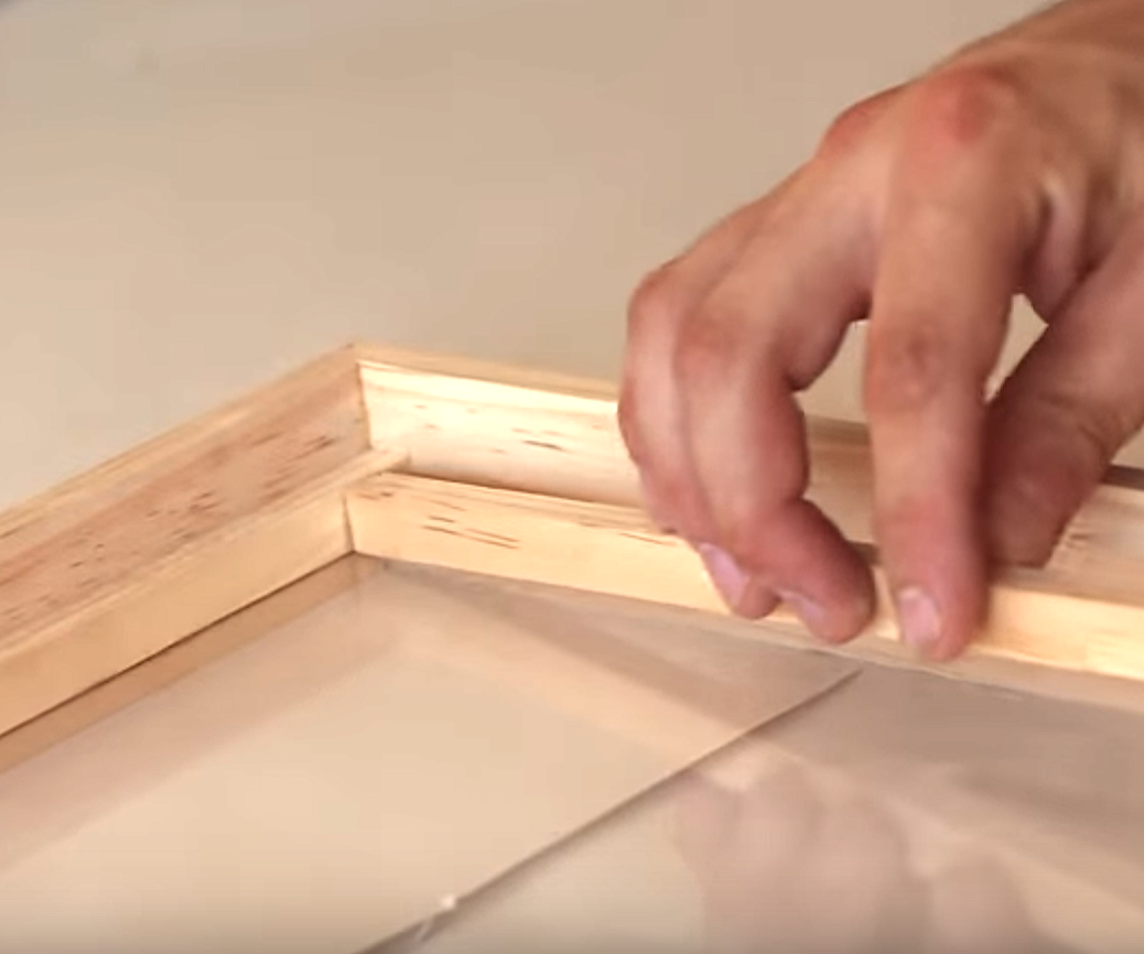 How to Build a Shadowbox Frame